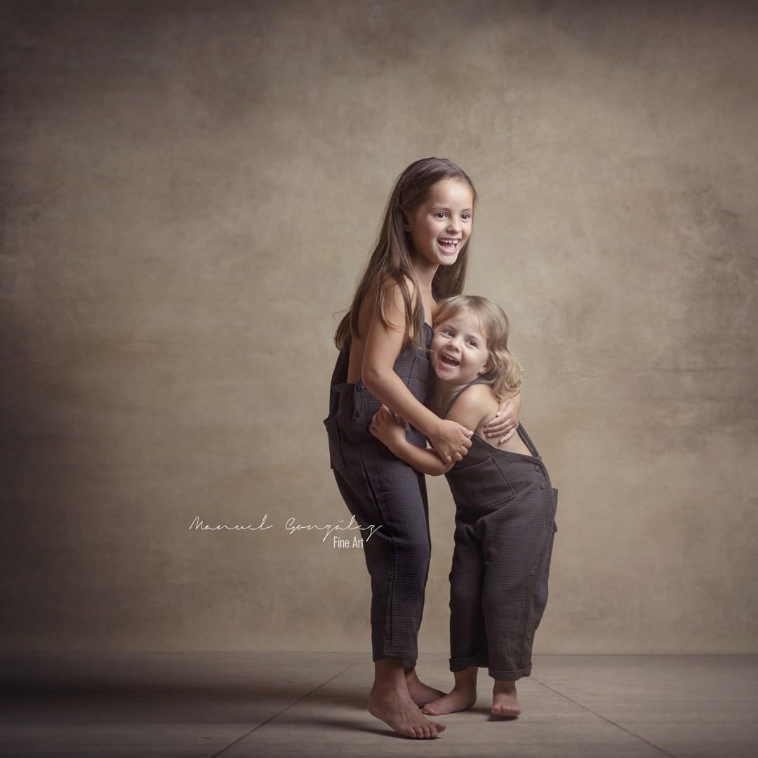 fotografía infantil Manuel Gonzalez