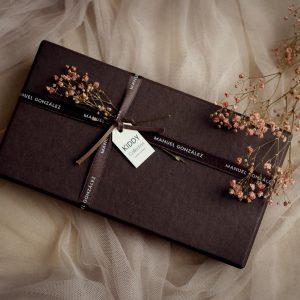 Tarjeta regalo Packaging de lujo
