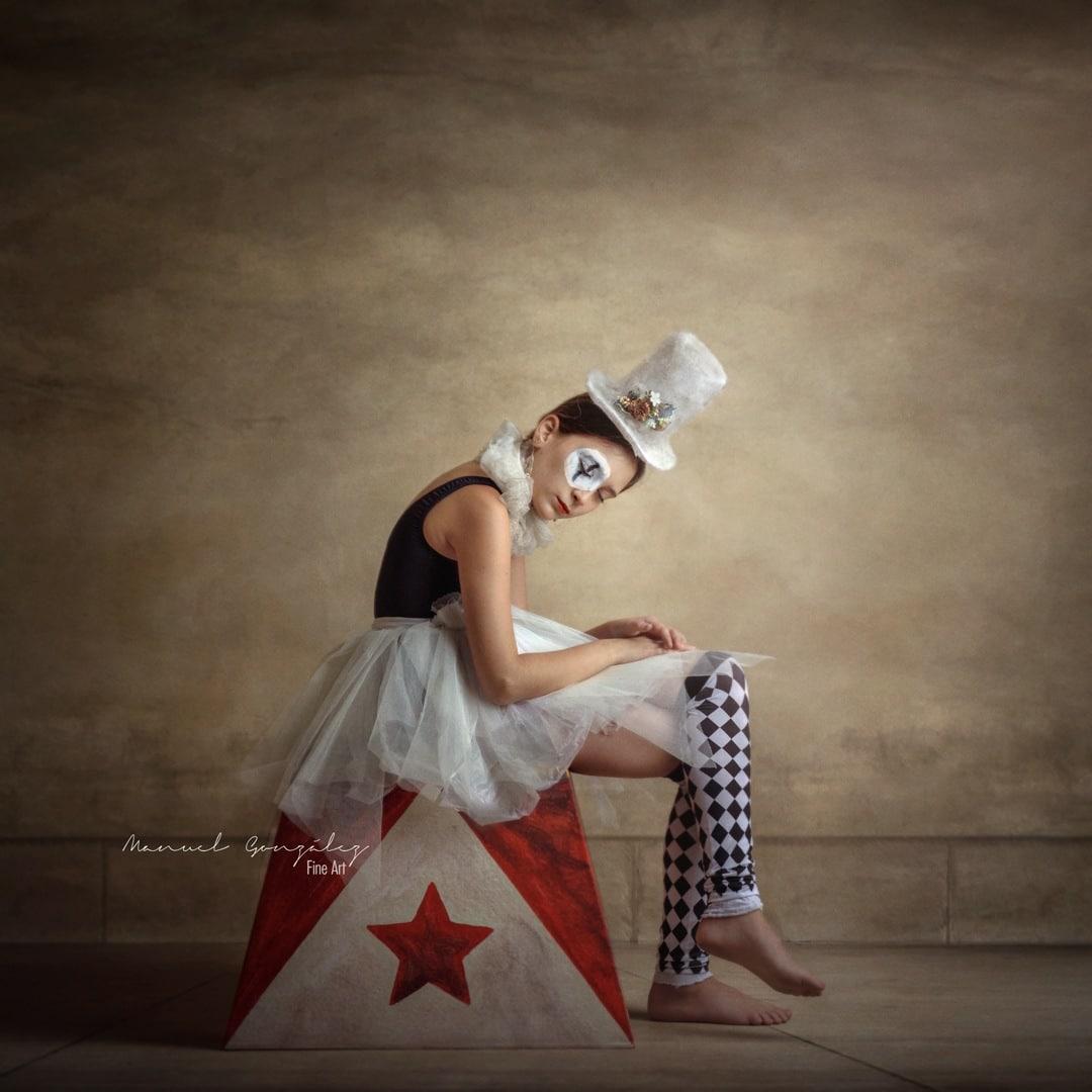 fotografia artistica infantil
