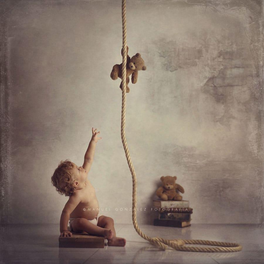 Sesión de Fotografía Infantil