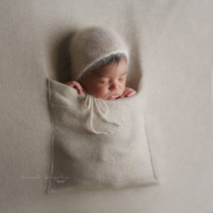 sesión fotografía newborn
