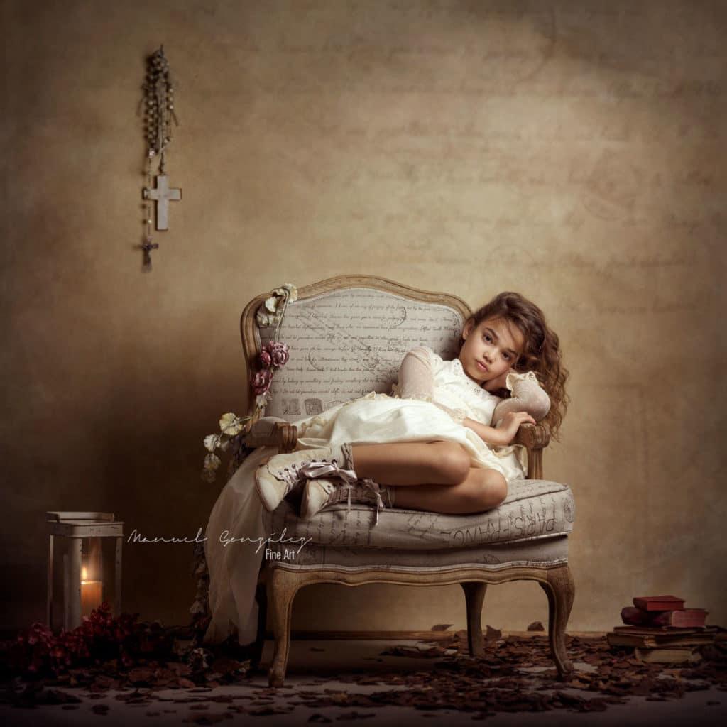 fotografía Fine Art Claudia