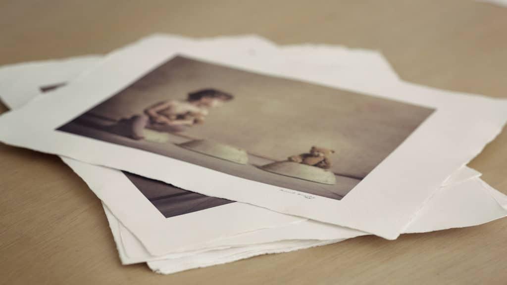 fotografía Fine Art infantil